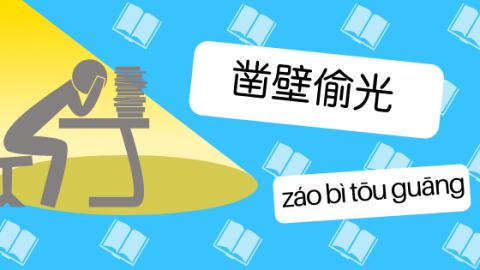 Learn Chinese Chengyu with LTL