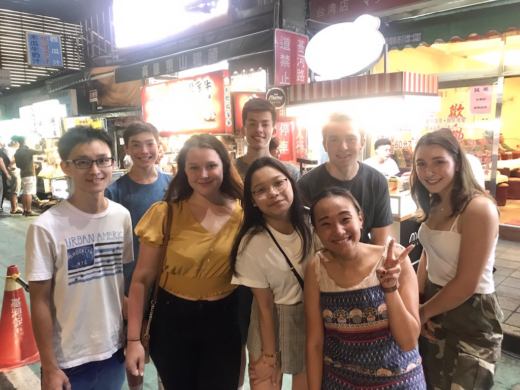 LTL Taiwan Students