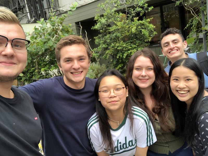 LTL Taiwan Students