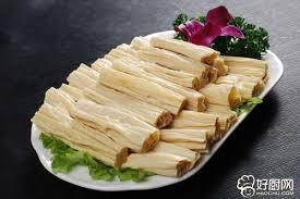 Bamboo Tofu