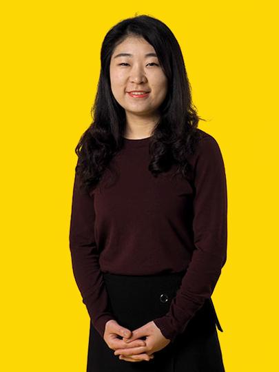 Caroline Yellow