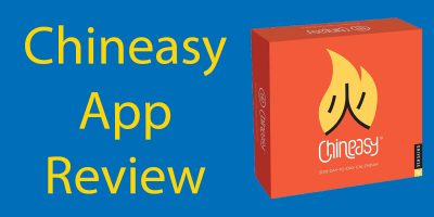 Learning Chinese on your Phone – Chineasy Cards Review