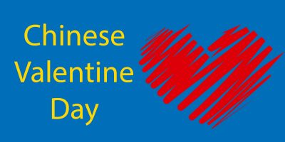 Chinese Valentines Day: Don't Forget the Date(s!)