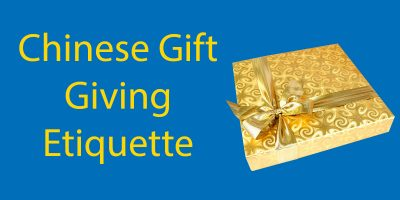 Chinese Gift Giving Etiquette: Top 5 Must Follow Rules