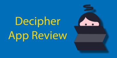 Decipher App Review – Learn Chinese with your Phone 📲