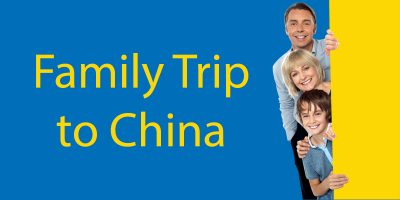 A Family Trip to China – The Chabowski's Story
