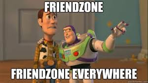 Valentine's Day - The dreaded Friendzone
