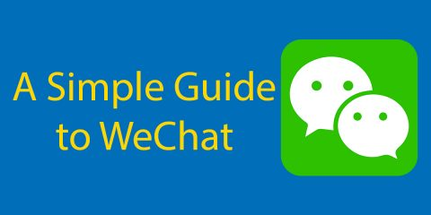 Guide to Wechat