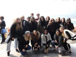 Exploring Beijing - Italian High School Students come to China