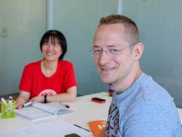 1 on 1 class LTL Beijing