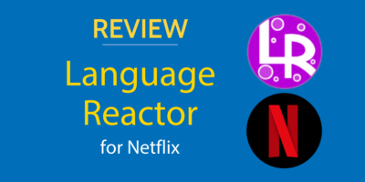 Language Reactor for Netflix ⭐️ Your Next Favourite Learning Tool