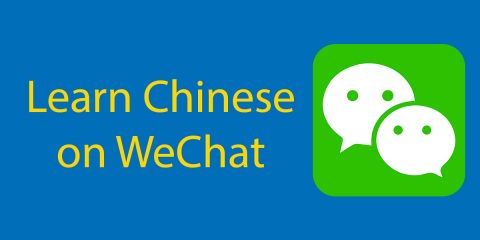 Learn Chinese on WeChat