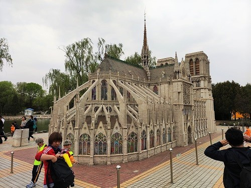 Did you know you can visit Notre Dame in Beijing?
