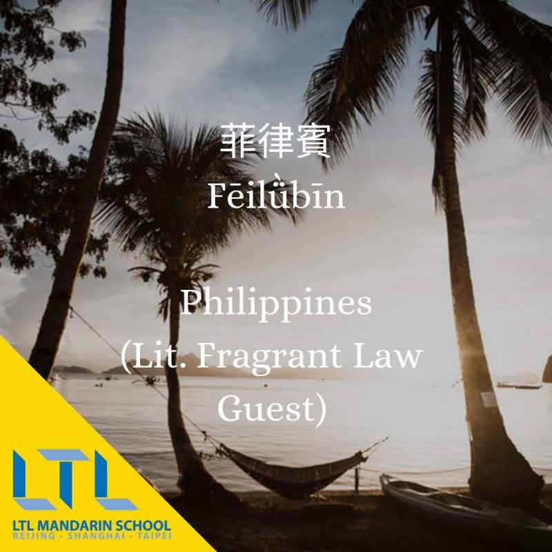 Philippines in Chinese