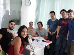 A Shanghai Group Class' Final Day Together