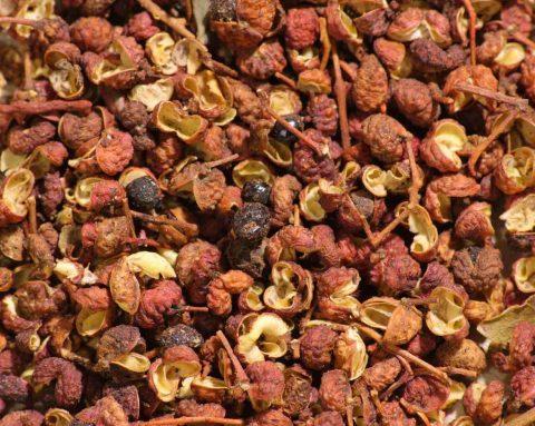 Sichuanese Cuisine - Tongue-tingling stuff! Sichuan peppercorn (花椒 huā jiāo)