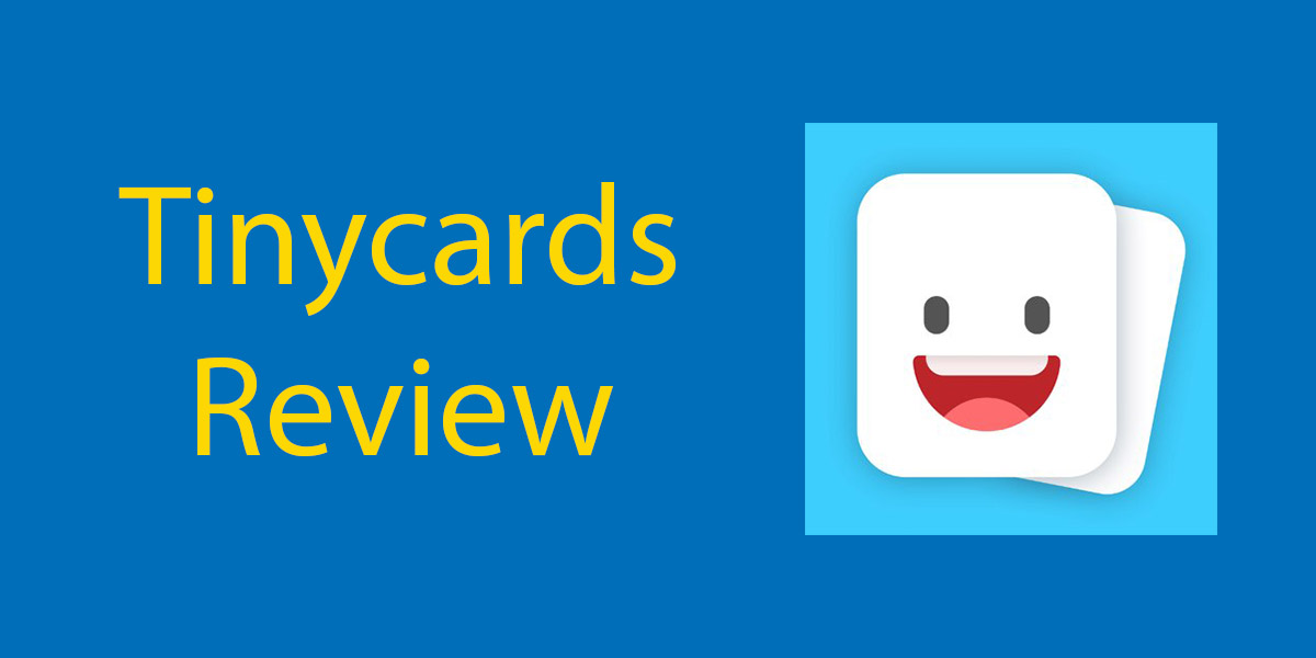 Tinycards Review