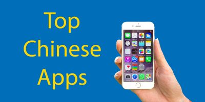 Top 14 Chinese Apps You Must Download: Part 1