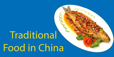 Traditional food in China