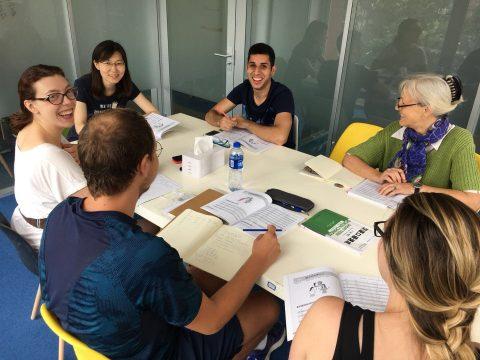 Lär dig mandarin i Kina - LTL Shanghai Mandarin School