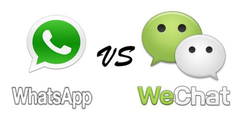 The Big Debate - Whatsapp vs WeChat
