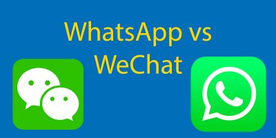 WhatsApp vs WeChat: The Debate
