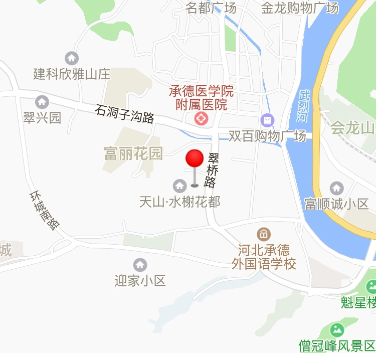 Location - Pi Bar in Chengde