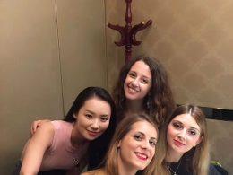 Roast Duck trip for Marie, Jasmine, Annalisa and Cristina