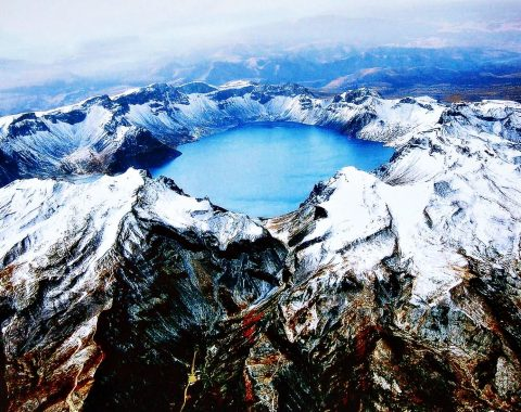 Best Places to Visit in China: Changbaishan - Heaven Lake