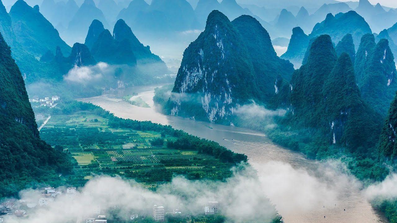 The Li River, Guilin