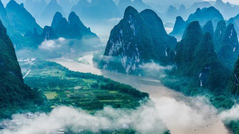Best Places to Visit in China: The Li River, Guilin