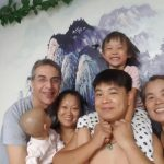 LTL Student with a Chengde Homestay Family