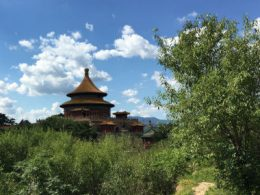 Chengde in the Sun