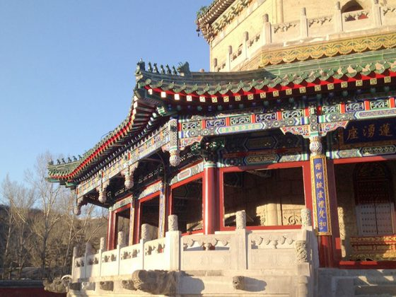 World Heritage sights in Chengde