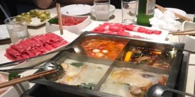 Chinese Hot Pot – Catherine's Experience