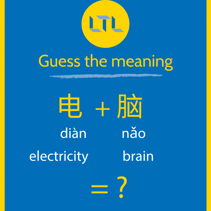 Chinese Alphabet - Guess the Word