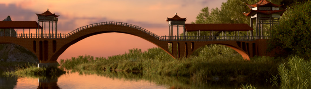 Not this kind of Bridge! The Chinese Bridge Competition is strictly for foreigners who can speak Chinese.