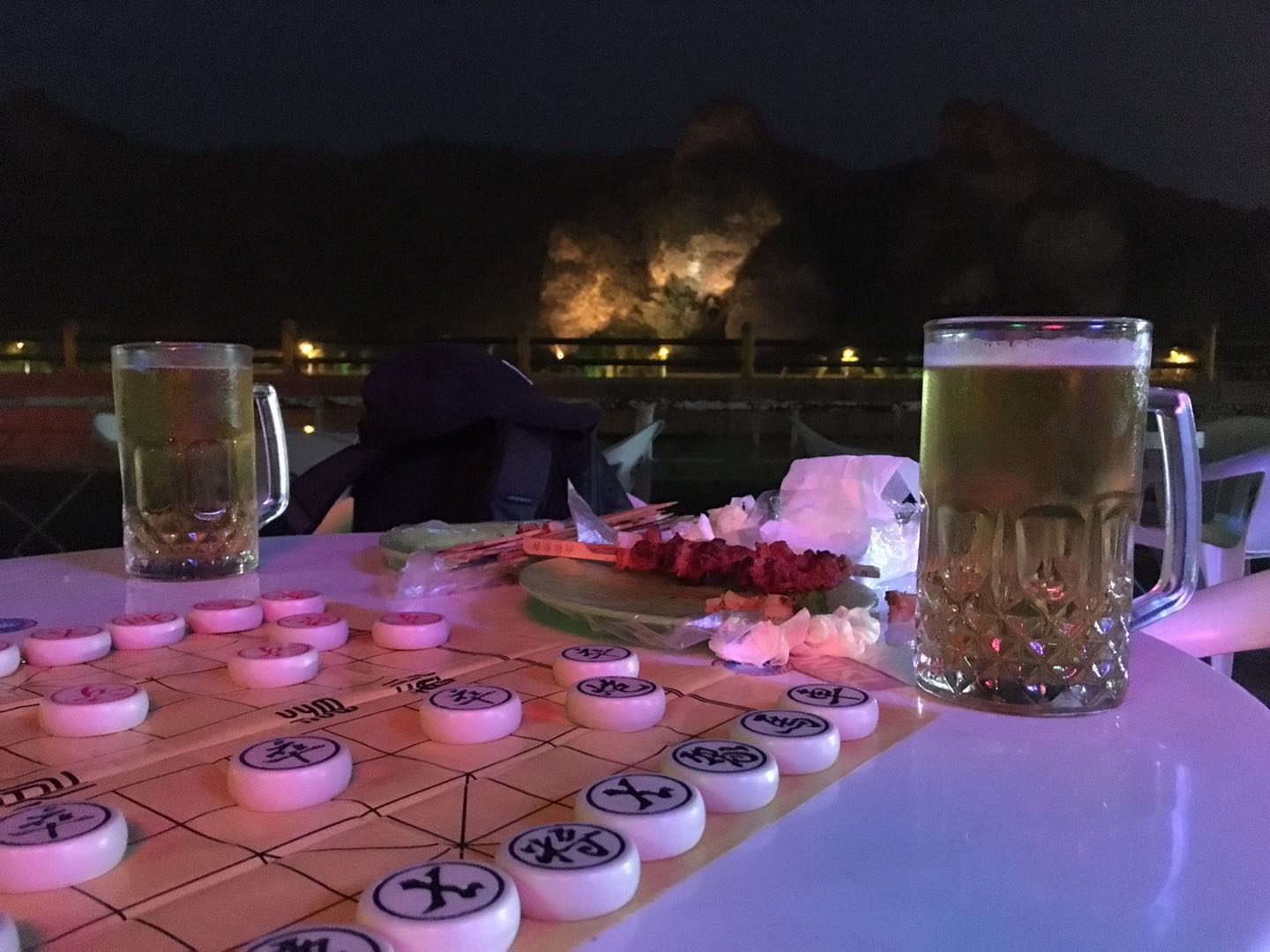Chinese Chess in Chengde