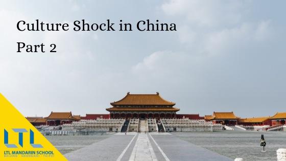 Culture Shock in China - Be prepared