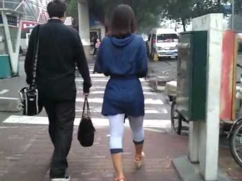 Dating in China - Men, carry those bags!