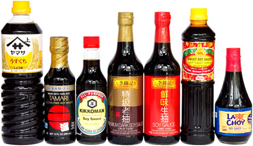 Chinese kitchen essentials_soy sauce