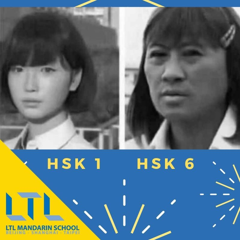 Chinese Memes - HSK 1 to 6