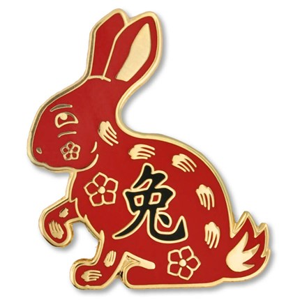 Chinese Zodiac - The Rabbit