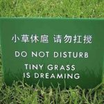 Chinese + English = Chinglish : You Must See To Believe Thumbnail