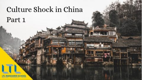 culture shock in china