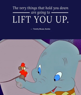 Dumbo - Famous films in Chinese
