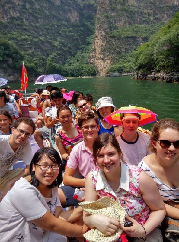 Day trip with the LTL Students and Staff in Chengde