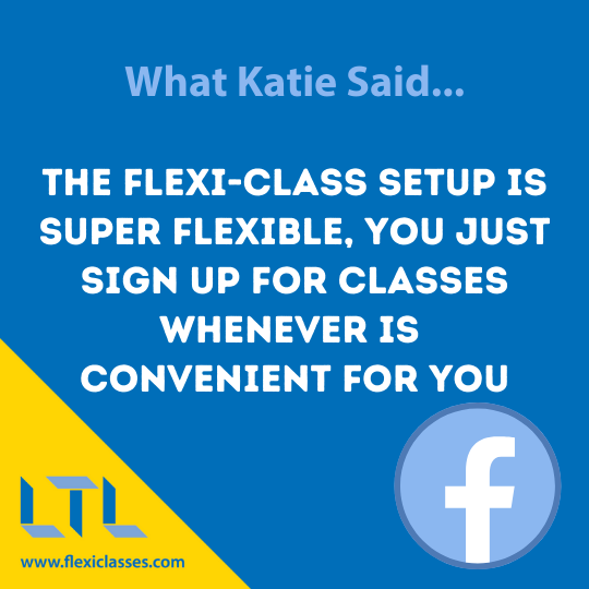 Flexi Classes - Facebook Review