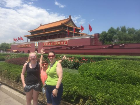The Forbidden City - Family Trip to China