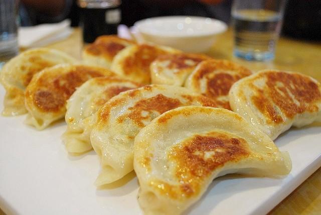 饺子 - One of China's most eaten foods